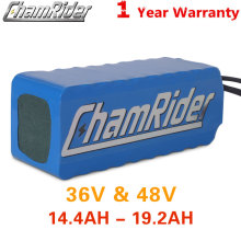 36V Battery Electric-Scooter BMS 10AH Chamrider 18650 20A 30A for 48V