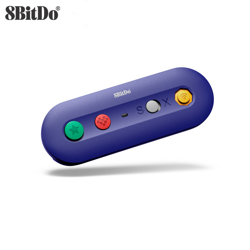 8Bitdo GBros Wireless Adapter for NES SNES SFC NGC for Wii Mini Classic Edition Gamepad for