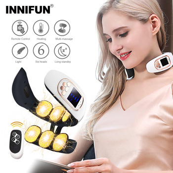 Electric Shock Massage Smart Machine Meridian Therapy ABS Multi Function Pulse Intelligent Anticellolytic Instrument