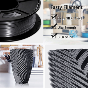 Image 3 - SUNLU 1.75MM Silk Pla Filament 1kg 1.75mm silk 3d Filament for 3D Printer Full color Silk Fialment for DIY artwork printing