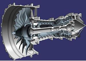Реактивный двигатель заказной заказ Высокое качество высокоточные цифровые модели 3D печать сервис механические части ST4003