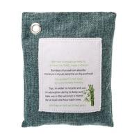 5 Packs Bags Natural Fresh Air Purifying Bamboo Charcoal Bag Non woven Fabric Home Car Purifier Freshener