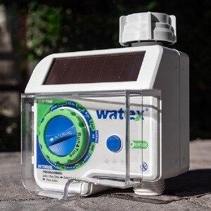Водонепроницаемый солнечной энергии автоматическое устройство орошения распыления микро спрей капельного орошения система таймера воды ...