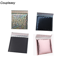 5pcs/lot 4 colors Small Bubble Envelope Bag Mailers Padded S