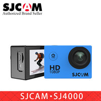 SJCAM-Cámara de acción SJ4000 Original, videocámara DV deportiva de 2,0 pulgadas, buceo, 30M, impermeable, casco extremo, mini cámara SJ 4000, HD 1080P