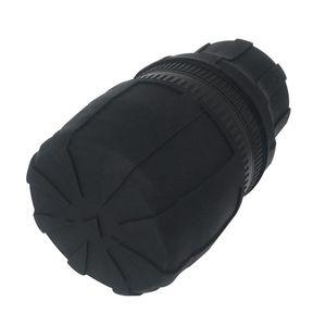 Image 2 - Anti DUST Fallproof ซิลิโคนป้องกันฝาครอบเลนส์ Protector สำหรับ Canon Nikon DSLR เลนส์กล้องอุปกรณ์เสริม