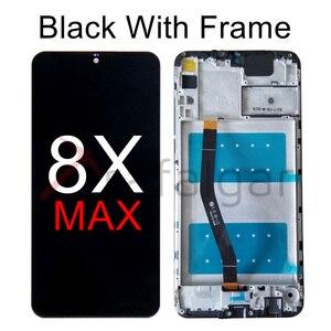 Image 5 - 트라팔가 디스플레이 화웨이 명예 8X LCD 디스플레이 JSN L21 L22 터치 스크린 명예 8X 최대 디스플레이 프레임 교체 ARE AL00