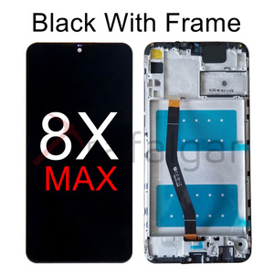 Image 5 - Trafalgar Display For HUAWEI Honor 8X LCD Display JSN L21 L22 Touch Screen For Honor 8X MAX Display With Frame Replace ARE AL00