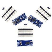 3pcs x Nano V3 module ATMega328 P CH340G 16MHz mini USB compatible Arduino(China)