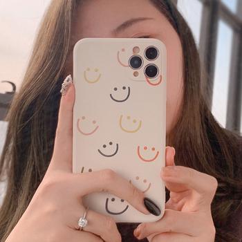 Fuuny Smiley 2020 etui na telefon iphone 12 mini 11 xs max pro max 7 #215 8 xr plus silikonowa osłona ochronna capa shell conque tanie i dobre opinie CN (pochodzenie) butterfly animal Urządzenia iPhone Apple IPHONE 6S IPhone 7 IPhone 7 Plus IPHONE 8 PLUS IPHONE X IPHONE XS MAX