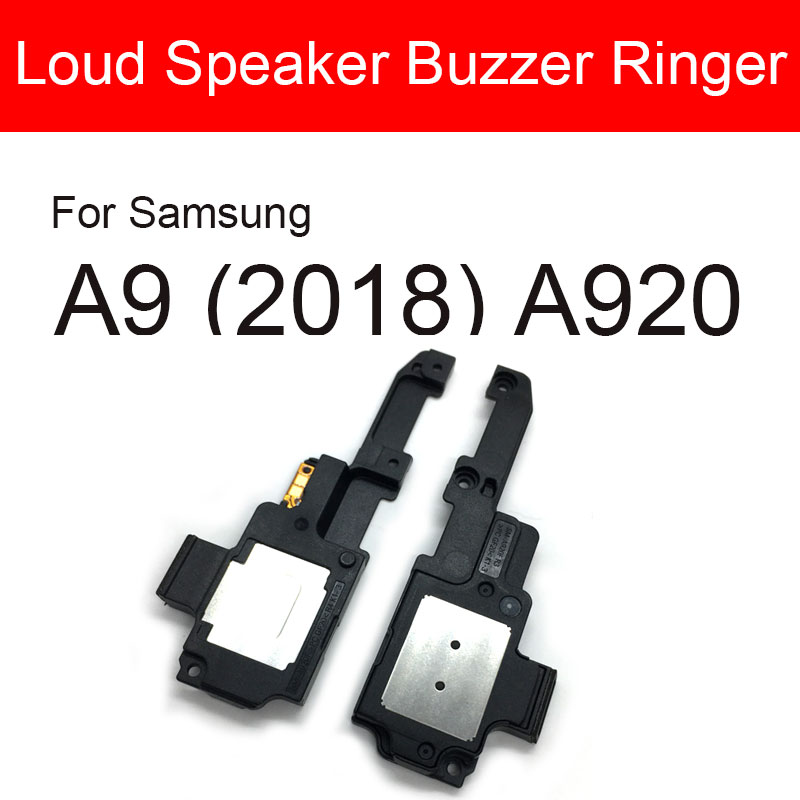 Loud Speaker For Samsung Galaxy A9 2018 A920 Ringer Louder Speaker Buzzer Flex Ribbon Cable Repair Replacement Parts