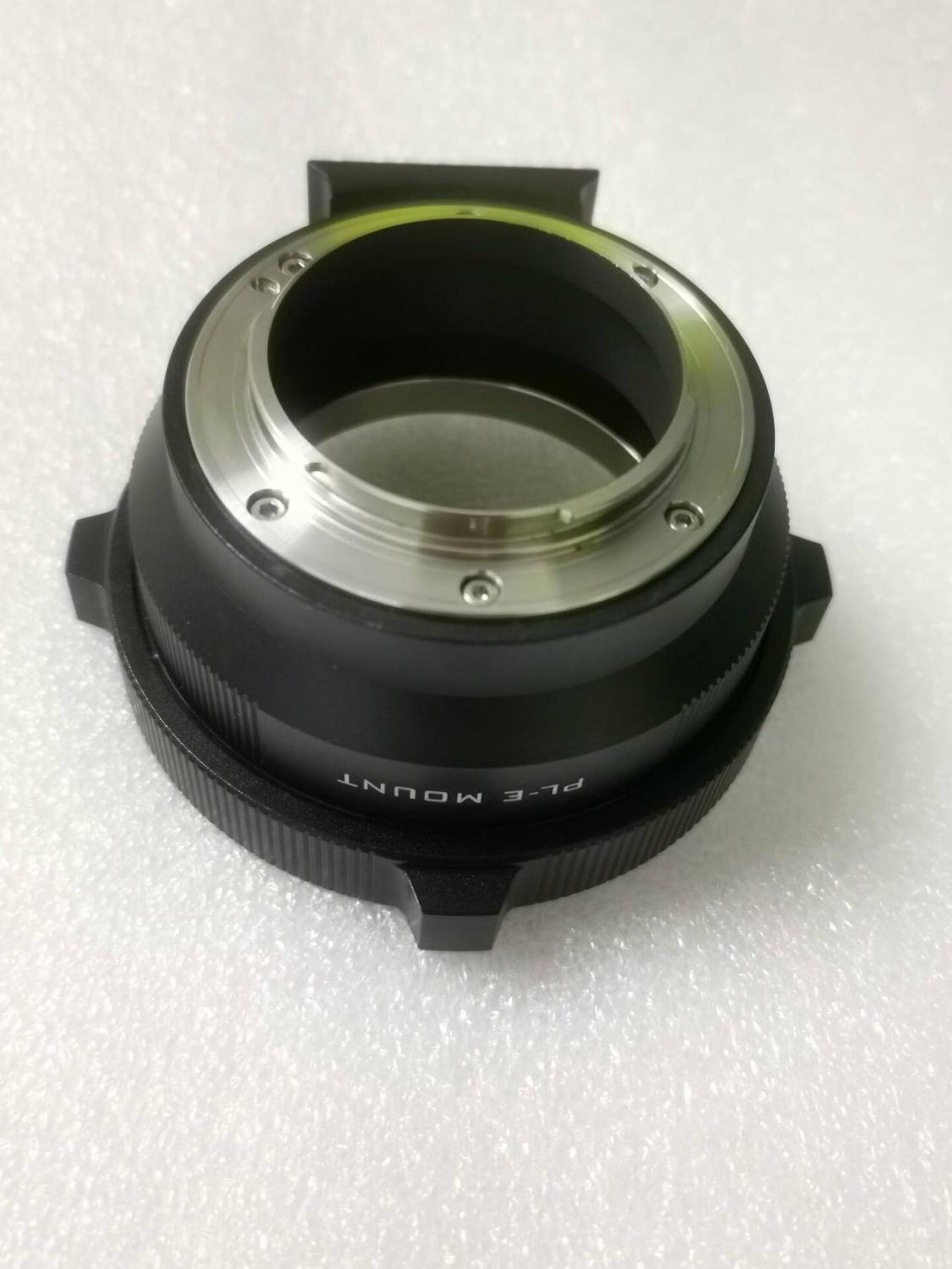 PL-E Mount adapter for Sony ...
