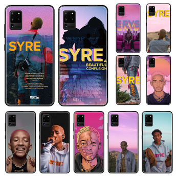 Jaden Smith Phone case For Samsung Galaxy S 3 4 5 6 7 8 9 10 Plus Lite Edge black painting cover trend bumper pretty coque art image