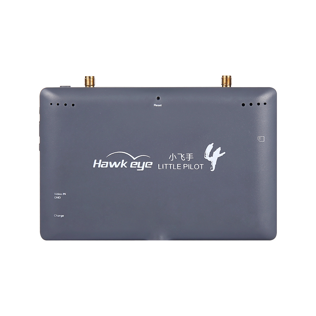 Hawkeye Little Pilot Ⅳ 4 Built In DVR / III 3 Dual Receiver 5 Inch 5.8G 48CH FPV HD Monitor Aerial FPV Display Screen For Drone