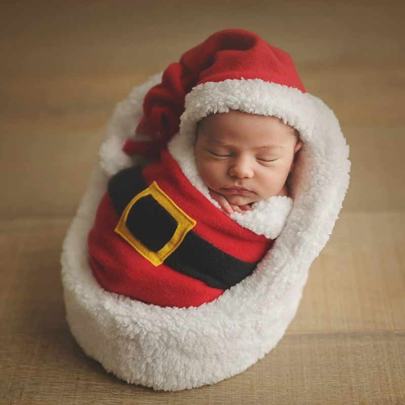 Newborn Baby Photography Props Mini Posing Sofa Seat Infant Photo Shooting Chair