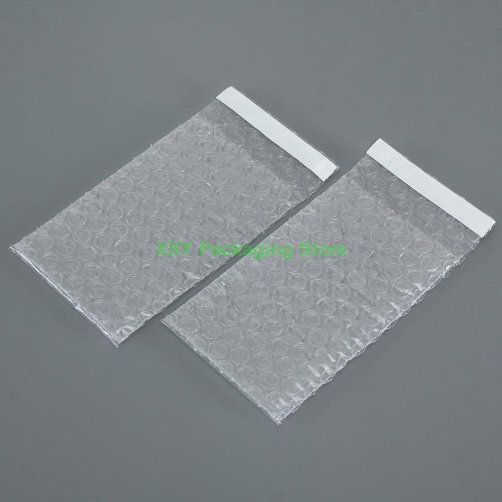 100 pces 3 5 x 6 7 0 8 90x170 20mm sacos de bolhas polis para