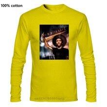 Colin Kaepernick futbolcu gömlek I ile olduğum KAP siyah klasik pamuklu tişört serin rahat pride t Shirt erkekler Unisex yeni