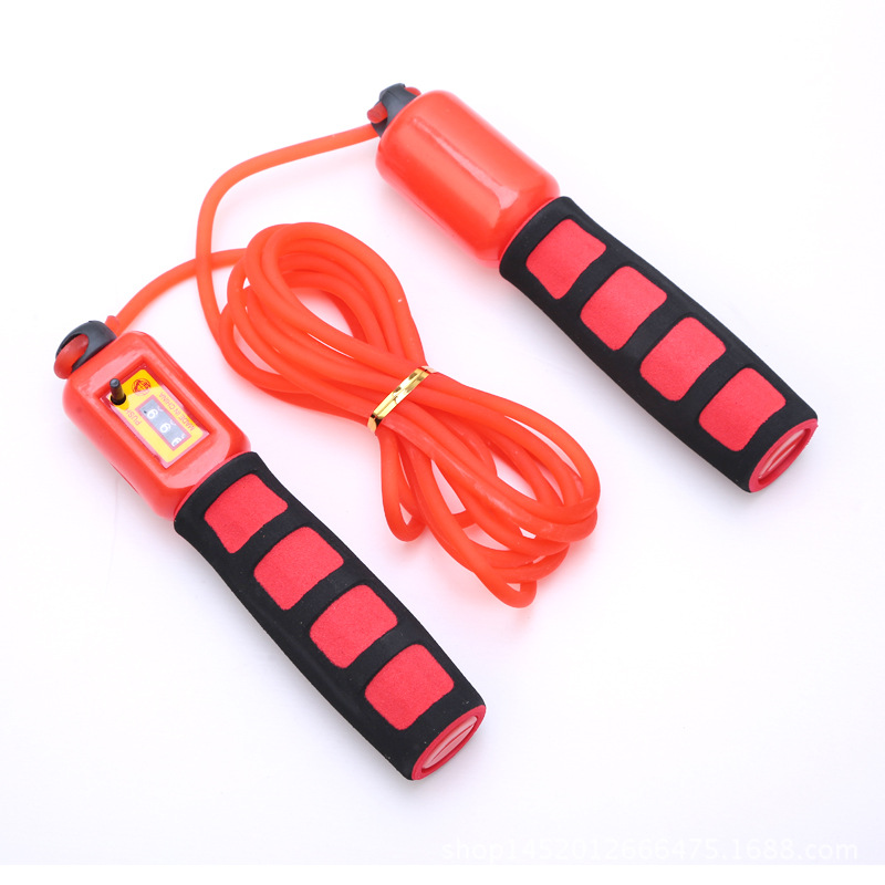 Jump Rope Adult Count Sponge To Jump Rope Primary School STUDENT'S The Academic Test For The Junior High School Students Standar