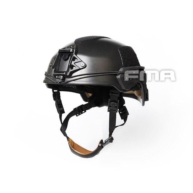 2019 nouveau Fma Airsoftsports casque DE sport DE montagne Capacetes nouveau Twf entièrement protecteur Tb-1268 Bk DE FG
