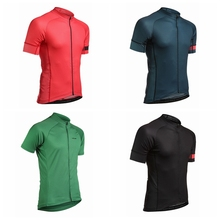 men summer breathable Multicolor Top Quality Short sleeve cycling jersey team aero Fabric quick dry anti UV process road mtb 176 top quality hot cycling jerseys red lotus summer cycling jersey 2017s anti uv female adequate quality sleeve cycling clothin
