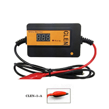 2a 200ah desulfator de pulso automático, frete grátis para baterias de chumbo ácido, regerador de bateria, para revizar e rejuverar a bateria