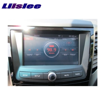 For SsangYong Tivoli 2015~2017 LiisLee Car Multimedia TV DVD GPS Audio Hi-Fi Radio Original Style Navigation Advanced NAV INAVI image