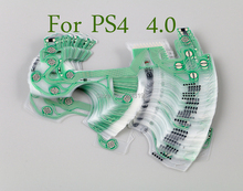 10 adet orijinal yeni Playstation 4 denetleyicisi için İletken Film için yedek PS4 JDM 040 4.0 yeni sürüm şerit kablo kablosu