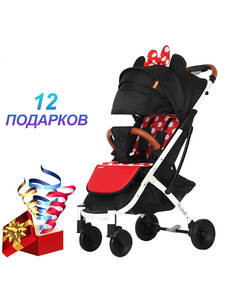 Baby Stroller Lie Folding Delivery YOYA Babalo Free-Ultra-Light 4-Seasons Plus-3 High-Landscape