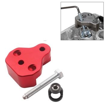 Herramienta de compresor de resorte de válvula de aluminio para 02-14 Subaru WRX & 04-20 STi I 512