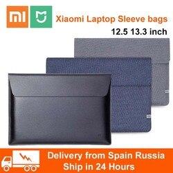 Original Xiaomi Air 13 manga del ordenador portátil bolsas caso portátil de 13,3 pulgadas para Macbook Air 11 de 12 pulgadas Xiaomi notebook Air 12,5 de 13,3 ch