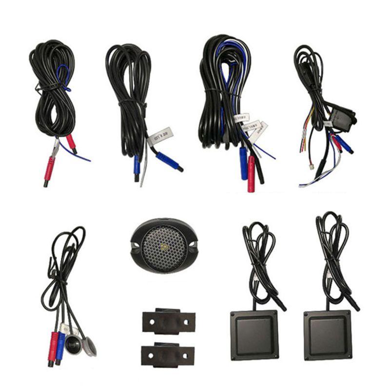 Monitor de punto ciego para coche BSD BSA Sistema de Detección de Radar BSM Sensor de microondas Asistente de seguridad de conducción de coche LumiParty 15g cuerpo de coche masilla relleno de arañazos pluma de pintura Asistente de reparación suave Herramienta 1 Uds Universal para coche r10