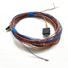 Readxt tpms carro sistema de monitoramento pressão dos pneus instalar cabo chicote de fios para passat b6 b7 b8 cc golf 6 mk6 7 mk7 jetta tiguan