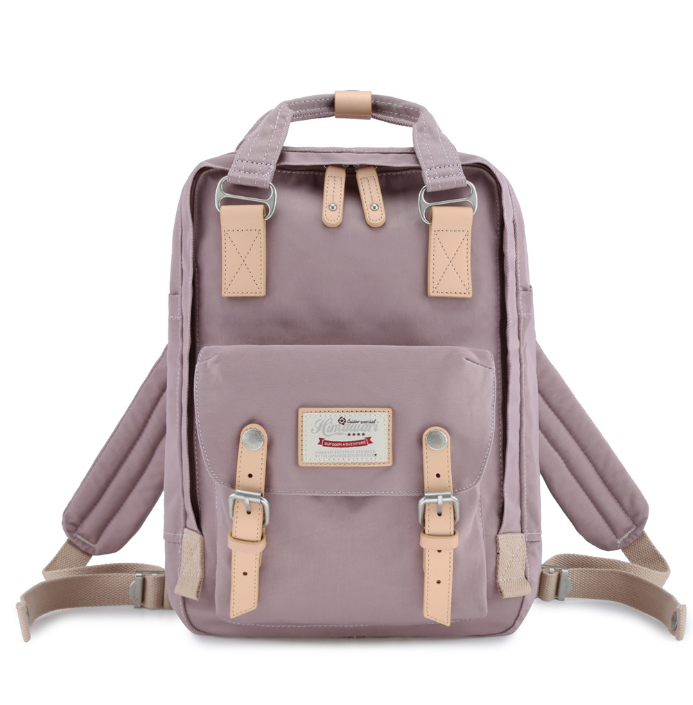 saco de estudante grande escola mochila mutil cor bagpack