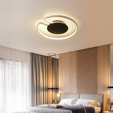 European Nordic Style Round Led Dining Kids Room Kitchen Ceiling Light Lamp Super Thin For Bedroom Bathroom Cheap Lighting