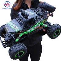1:12 4WD RC car update version 2.4G radio remote control car car toy car 2017 high speed truck off road truck children's toys