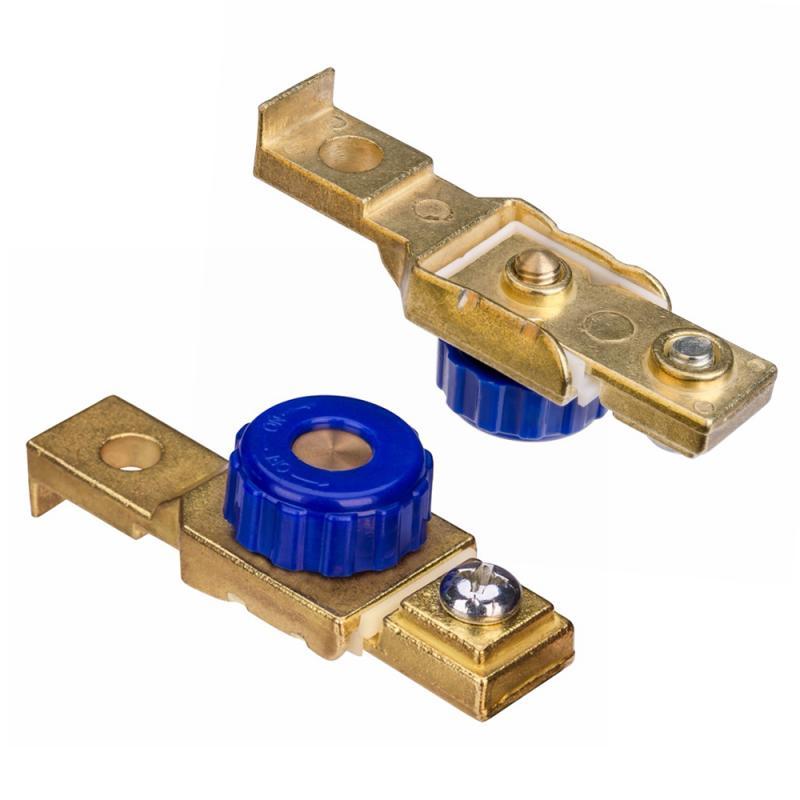 Interrupteur de liaison de borne de batterie | Pour moto, interrupteur disolateur de déconnexion à découpe rapide, accessoires Auto livraison directe, chaud