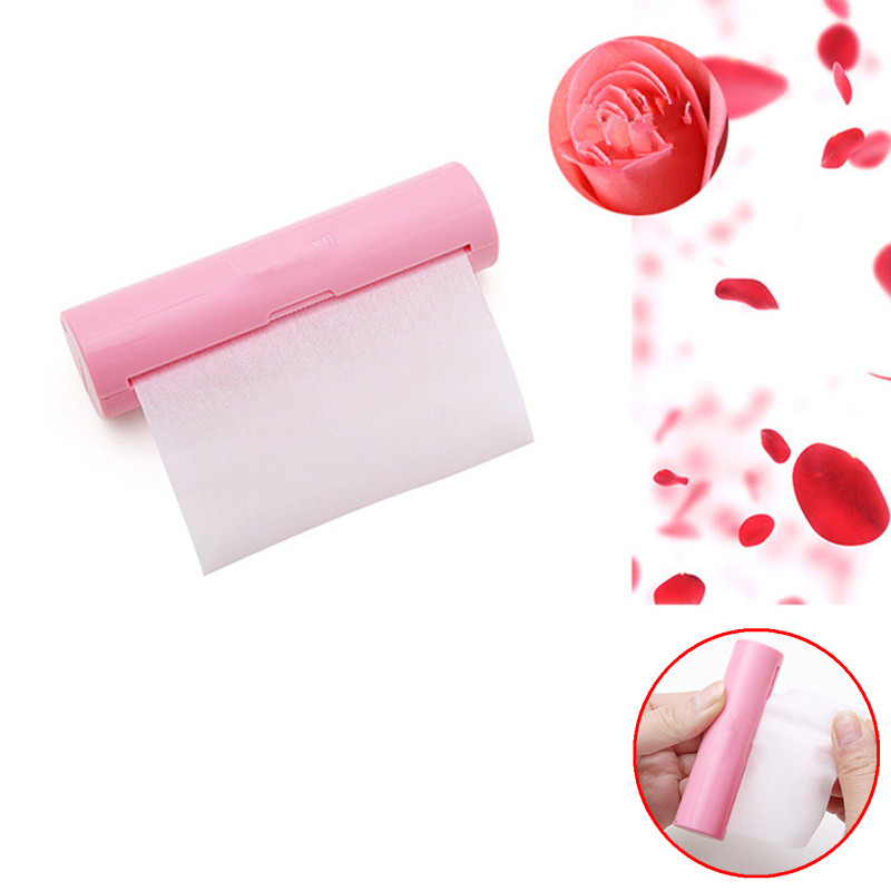 9cm Cute Convenient Pull Type Hand Wash Paper Soap Antibacterial Antivirus Flakes Travel Portable Scented Slice Bath Soap