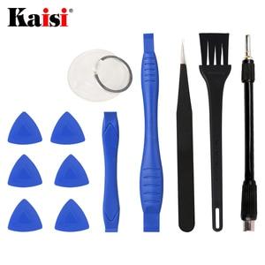 Image 3 - Kaisiドライバーセット精密ドライバーツールキット磁気フィリップスビット 126 で 1 電話ノートパソコンのpc修理ハンドツール