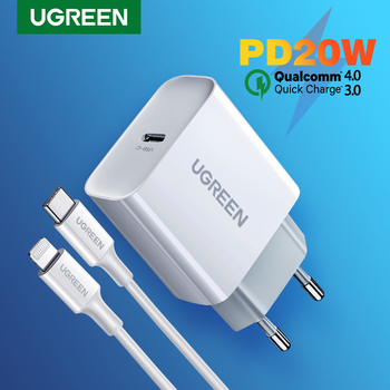 UGREEN Quick Charge 4.0 3.0