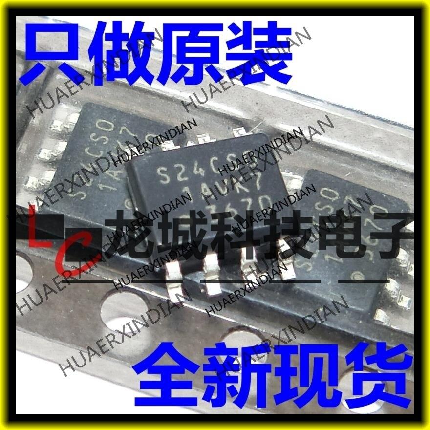 10 шт./лот Новый S-24CS01AFJ-TB-G S24CS0 соп-8 в наличии