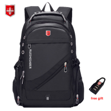 2020 Waterproof 17 Inch Laptop Backpack Men USB Charging Travel Backpack Women Oxford Rucksack Male Vintage School Bag mochila