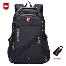 Mochila impermeable para ordenador portátil de 17 pulgadas 2020, mochila de viaje con carga USB para hombre, mochila para mujer estilo Oxford, mochila escolar Vintage para hombre