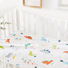 Baby Nappy Changing Pad Cotton Ecologic Diaper Changing Table Cartoon Baby Waterproof Mattress Bed Sheet Infant Change Mat