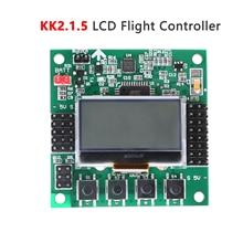 Flight Controller Board KK Multirotor 1 6050MPU 644PA Quadcopter LCD FC KK2.1.5 V1.17S1