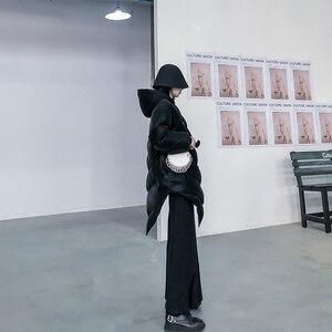 Image 4 - Sac à bandoulière en cuir Pu pour femmes, avec chaîne simple, accessoires de mode pour femmes, multifonction