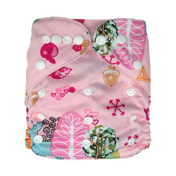 Washable Reusable Baby Cloth Diaper Nappy Soft Care Baby Diapers Cheap Cloth Baby Diapers TY16