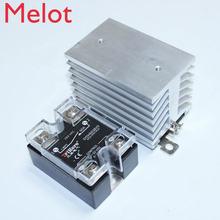 Однофазный твердотельный релейный модуль sqr с линейным управлением