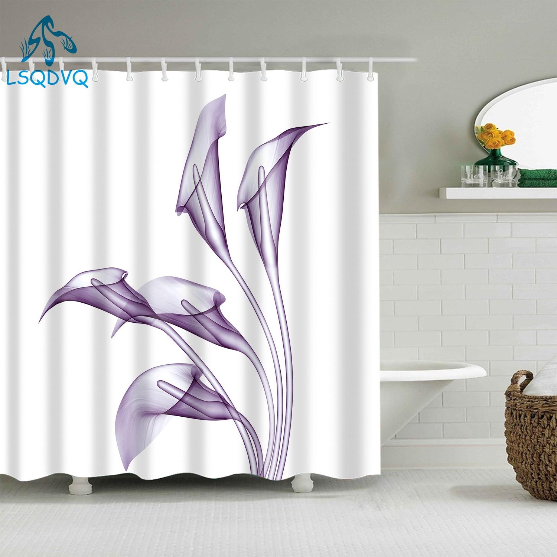 modern art sing funny peep waterproof bathtub shower bathroom curtains hook diy shower curtains patterer home garden