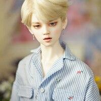 Full Set 1/3 BJD Doll BJD/SD Sunho Resin Joint Boy Doll For Baby Children Birthday Christmas Gift With Eyes