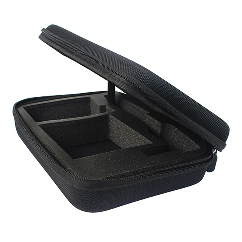 Storage Box Multifunctional Scratch Resistant With Handle Walkie Talkie Case Carring Handbag Protective Cover For Baofeng UV5R